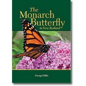 Monarch Butterfly in New Zealand