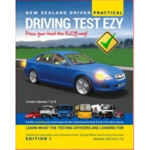 New Zealand Driving Test Ezy Practical