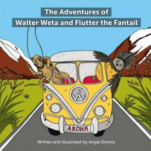 Adventures of Walter Weta & Flutter Fantail