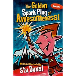 Golden Spark Plug of Awesomeness