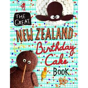 Great New Zealand Birthday Cake Book