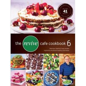 Revive Cafe Cookbook 6