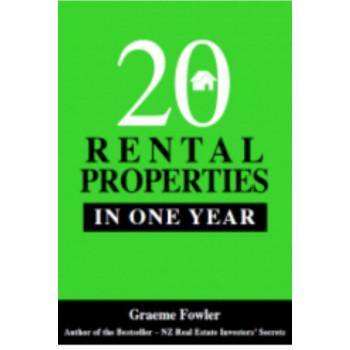 20 Rental Properties in One Year