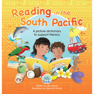 Reading in the South Pacific