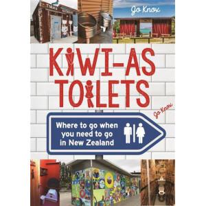 Kiwi as Toilets