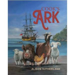 Cook's Ark: Animals that sailed with James Cook