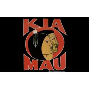 Kia Mau: Resisting Colonial Fictions