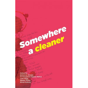 Somewhere a cleaner