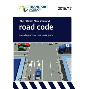 Official NZ Road Code Car 2016/2017
