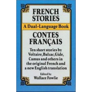 French Stories / Contes Francais   A Dual Language Book