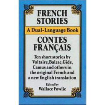 French Stories / Contes Francais   A Dual Language Book