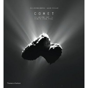 Comet: Photographs from the Rosetta Space Probe