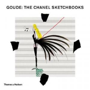 Goude:  Chanel Sketchbooks