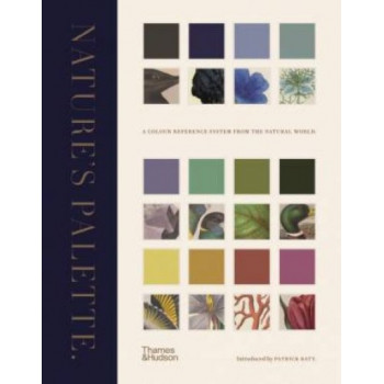 Nature's Palette:  colour reference system from the natural world