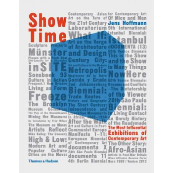 Show Time: The Most Influential Exhibitions of Contemporary Art