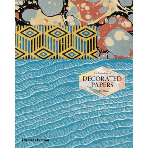 Anthology of Decorated Papers: A Sourcebook for Designers