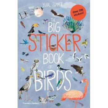 Big Sticker Book of Birds, The