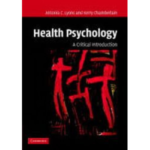 Health Psychology : A Critical Introduction