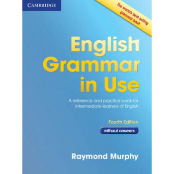 English Grammar in Use Book Without Answers: A Reference and