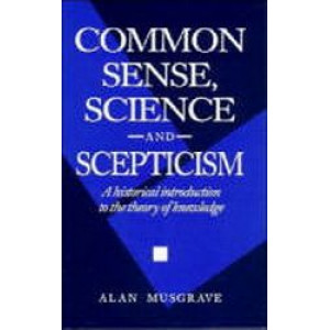 Common Sense, Science & Scepticism