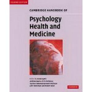 Cambridge Handbook of Psychology, Health and Medicine 2E