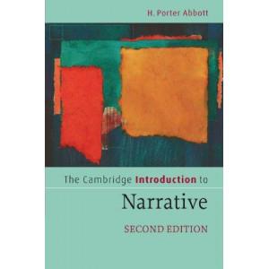 Cambridge Introduction to Narrative