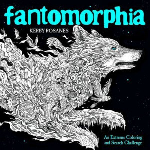 Fantomorphia: An Extreme Coloring and Search Challenge