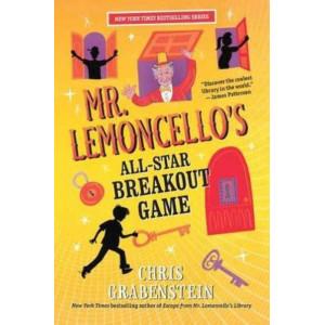 Mr Lemoncello's All Star Breakout Game