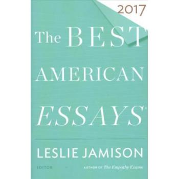 Best American Essays 2017