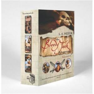 Bloody Jack Adventures Boxed Set: Volumes 1 3