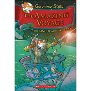 Amazing Voyage: Geronimo Stilton