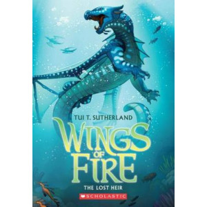 Wings of Fire #2: Lost Heir