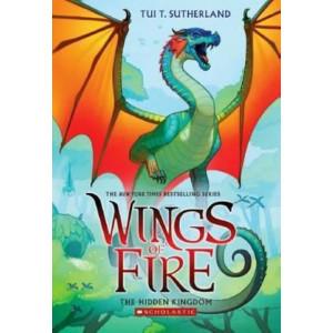 Wings of Fire #3: Hidden Kingdom