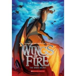 Wings of Fire #4: Dark Secret