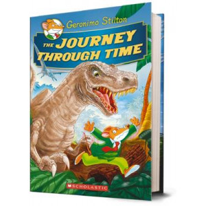 Journey Through Time: Geronimo Stilton Special Edition
