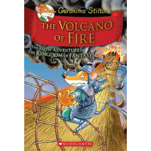 Geronimo Stilton Volcano of Fire: 5th Adventure in the Kingdom of Fire