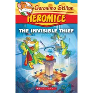 Invisible Thief #5