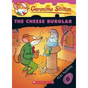Geronimo Stilton: Mini Mystery 06: The Cheese Burglary