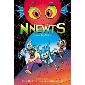 Battle for Amphibopolis, the (Nnewts #3)