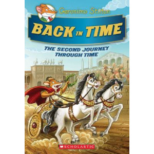 Geronimo Stilton Special Edition: Journey Through Time #2: Back in Time