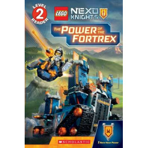 Lego Big Bang Reader #1: Power of the Fortrex (Scholastic Reader, Level 2)