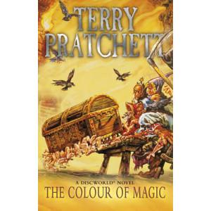 Colour of Magic: Discworld Novel 1