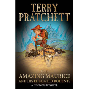 Amazing Maurice and His Educated Rodents: (Discworld Novel 28)