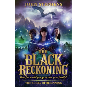 Black Reckoning: The Books of Beginning 3