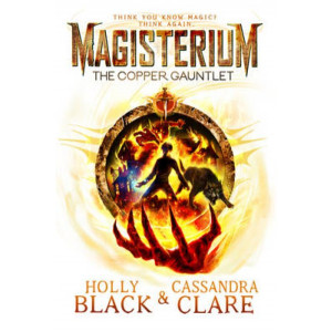 Magisterium: The Copper Gauntlet