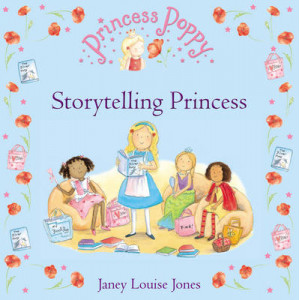 Princess Poppy: Storytelling Princess
