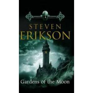Gardens Of The Moon : Malazan # 1