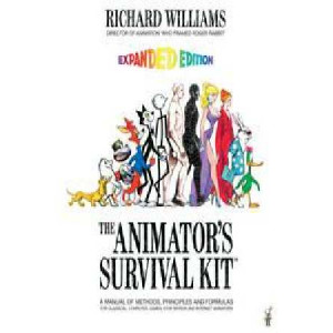 Animator's Survival Kit - Expanded ed. 2010