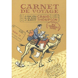 Carnet De Voyage: A Travel Diary by the Author of Blankets