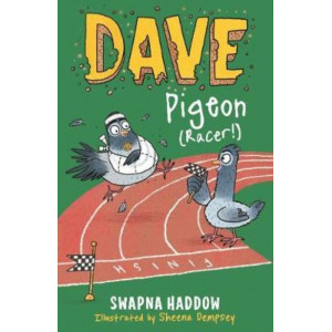 Dave Pigeon (Racer!)